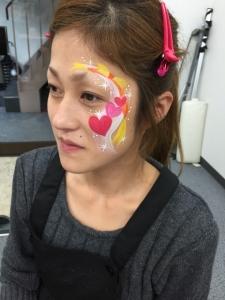 フェイス&ボディペインティング技能検定1級認定講座【大阪会場】開催報告 の画像