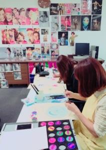 2016.12大阪マタニペイント・ティスキルアップセミナーの画像