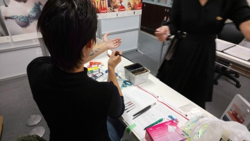フェイス&ボディペインティング技能検定2級資格認定講座_大阪