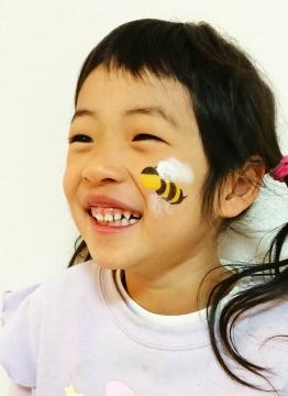 ペイントデザイン-ハチ2の画像