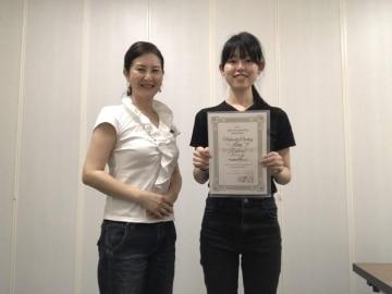 マタニティペイント資格認定講座_東京の画像